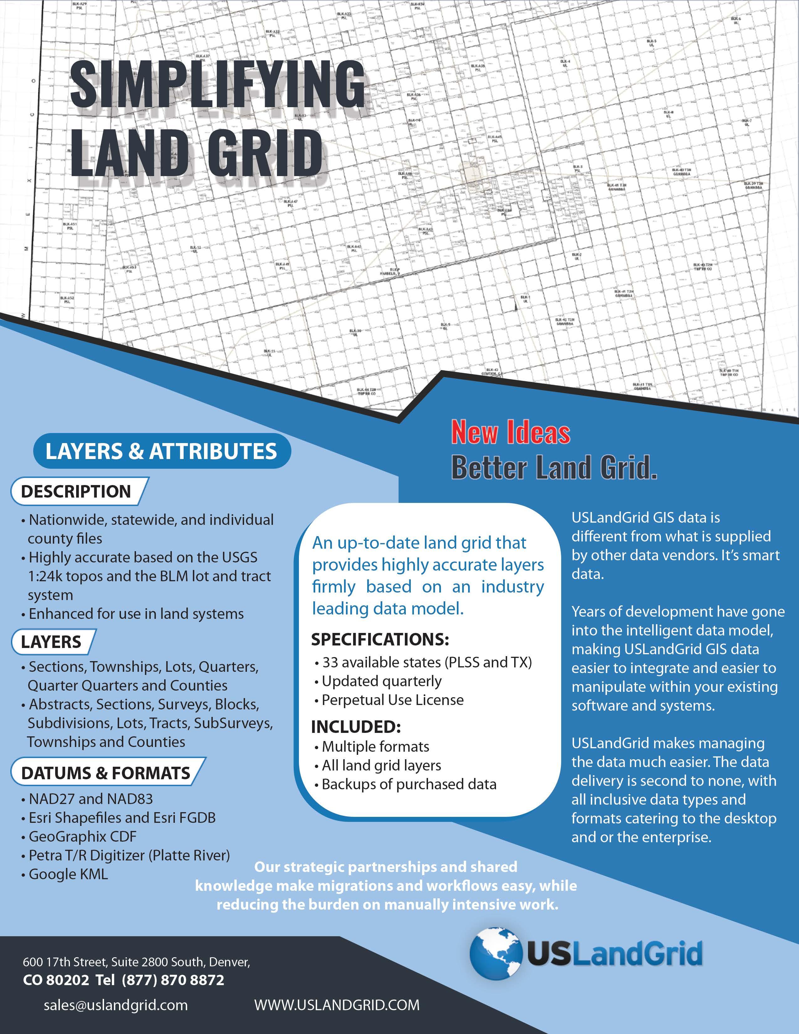 Land Grid
